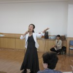 西村直子さん歌謡ショー